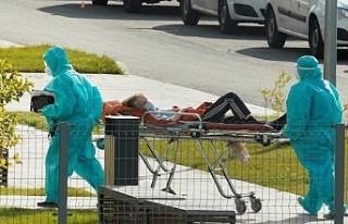 İsviçre'de Koronavirüs vakalarında artış hız...