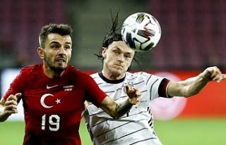 Millilerin, Almanya Maçında 6 Gol Var