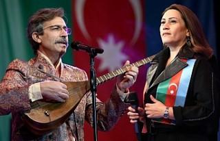Türküler Azerbaycan İçin Söylendi