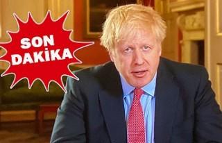 Boris Johnson, Sağlık Durumunu Twitter'dan...