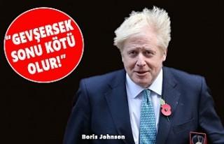 Boris Johnson'dan Aşı Uyarısı!