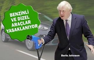 Boris Johnson'ın 'Yeşil Endüstri Devrimi'