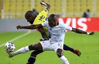 Fenerbahçe Kadıköy'de Mağlup, 3 Puan Konyaspor'un