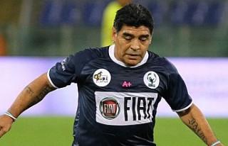 İngiliz Basını, Maradona'nın Vefatına Geniş...