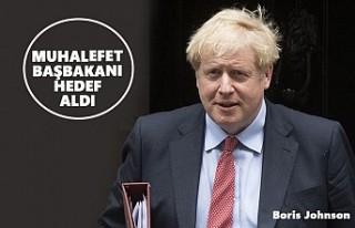 İngiltere Başbakanı Johnson Genel Karantina İçin...