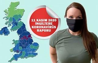 İngiltere'de Koronavirüsten Ölenler 50 Bini...