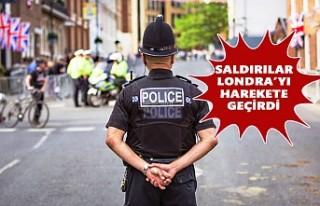 İngiltere'de Terör Tehdit Seviyesi Yükseltildi