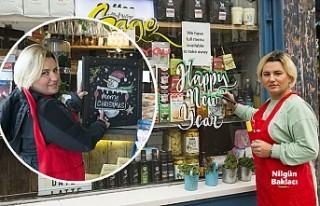 İngiltere Noel'i, Nilgün'ün Süslemeleriyle...