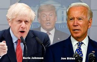 Boris Johnson'ın Biden'ı Tebrik Mesajında...
