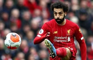 Liverpoollu Ünlü Futbolcu Muhammed Salah, Koronavirüs...