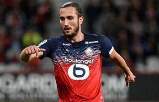 UEFA Avrupa Ligi'nde Haftanın Oyuncusu Yusuf...