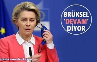 AB'den Brexit Müzakere Açıklaması