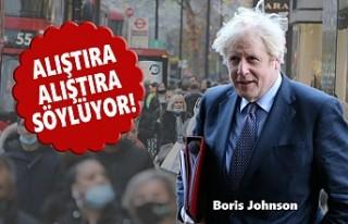 Boris Johnson'dan Son Dakika 'Brexit'...
