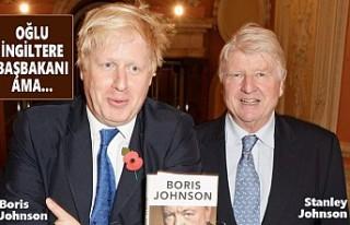 Boris Johnson'ın Babası Fransız Vatandaşlığına...