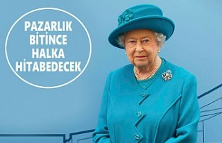 Brexit, Kraliçe'ye Geleneği Erteletti!