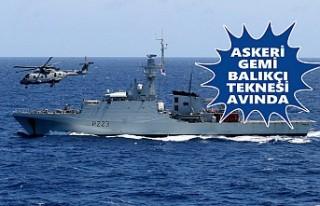 İngiliz Donanması, Fransız Balıkçıları Gözaltına...