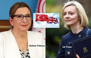 İngiltere İle Türkiye Arasında Serbest Ticaret...