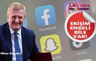 İngiltere'nin RTÜK'ünden Sosyal Medyaya Yakın...