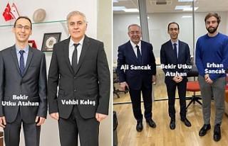Başkonsolos Utku Atahan, Türk Gıda Firmalarında