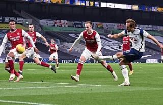 Londra Derbisinin Kazananı Tottenham!