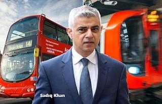 Londra'da Tren Ve Otobüs Ücretlerine Yine Zam...