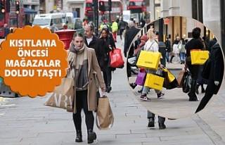 Londra'da Yine Alışveriş Çılgınlığı!