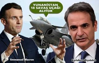 Macron, Türkiye'ye Diklenmenin Mükafatını...