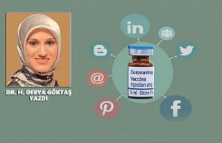 Sosyal Medyada Aşı