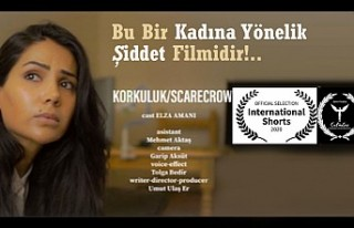 Umut Ulaş Er'in 'Korkuluk' Filmi Uluslararası...