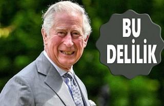 Eleştirilere Hedef Olan Prens Charles Aynen Böyle...