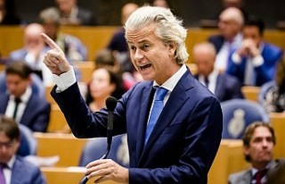 Hollanda'da Wilders'in seçim vaadi, 'İslam'dan...