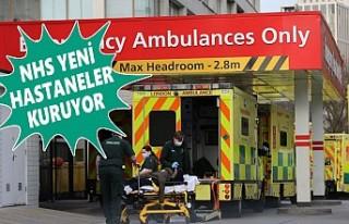 İngiltere'de Hastane Alarmı!