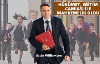 İngiltere'de Hükümete Okul Baskısı