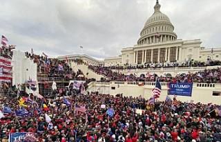Trump Taraftarlarından 'Darbe Girişimi'