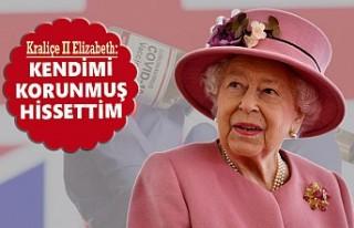 Kraliçe Elizabeth'ten 'Aşı' Kampanyasına...