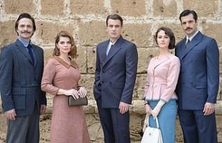 """""""Bir Zamanlar Kıbrıs"""" Dizisi TRT 1'de..."""