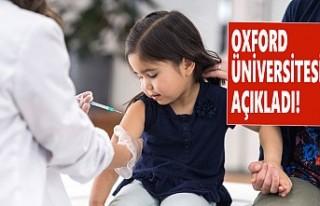 İngiltere'de Çocuklar Üzerinde Aşı Denemesi...
