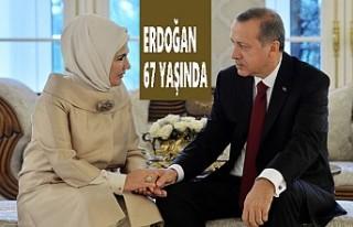 Emine Erdoğan, Eşinin Doğum Gününü Twitter'den...
