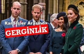 Harry- Meghan Çifti, William'ı Şoke Etmiş