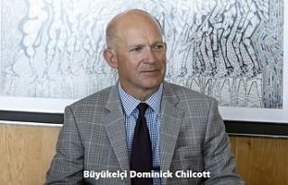 İngiltere Büyükelçisi Chilcott'tan Türkiye'ye...