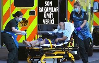 İngiltere'de Son 71 Günün En Düşük Can Kaybı