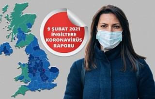 İngiltere'de Virüsten Kayıplar Açıklandı