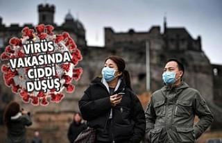 Aşı, İskoçya'da Da Etkisini Gösterdi