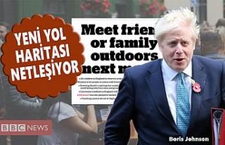 İşte Boris Johnson'ın Kafasındaki Normalleşme...