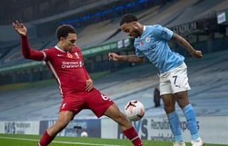 Manchester City Deplasmanda Liverpool'u 4-1 Mağlup...