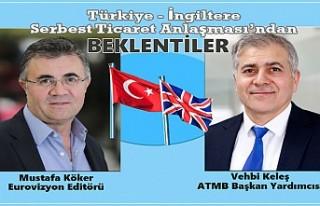 Türkiye- İngiltere Ticaretinde Yeni Dönem Nasıl...
