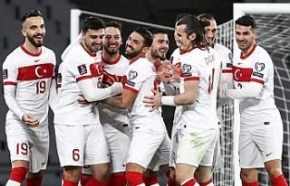 A Milli Futbol Takımı Grup Elemelerine Galibiyetle...