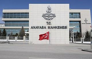 Anayasa Mahkemesi, HDP'nin Kapatılması İddianamesini...