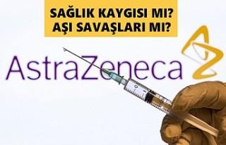 Avrupa, AstraZeneca Aşısını Askıya Aldı!