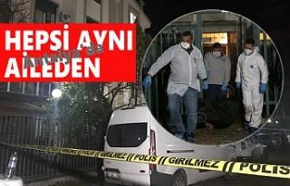 Aynı Villada 4 Kişiyi İnfaz Ettiler!
